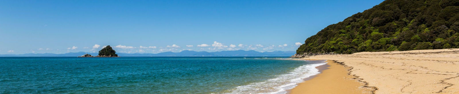 Abel Tasman & West Coast