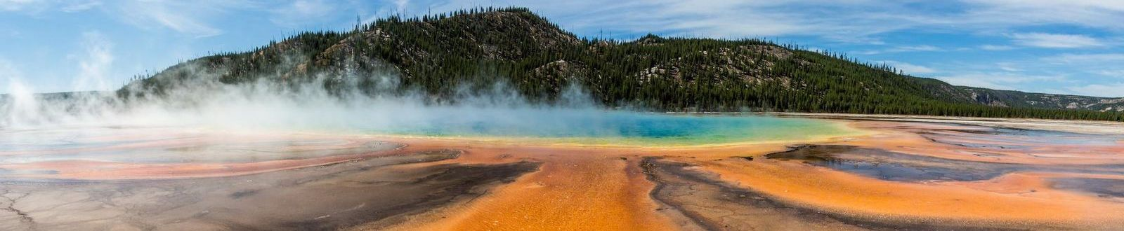Le Parc National du Yellowstone - West Side
