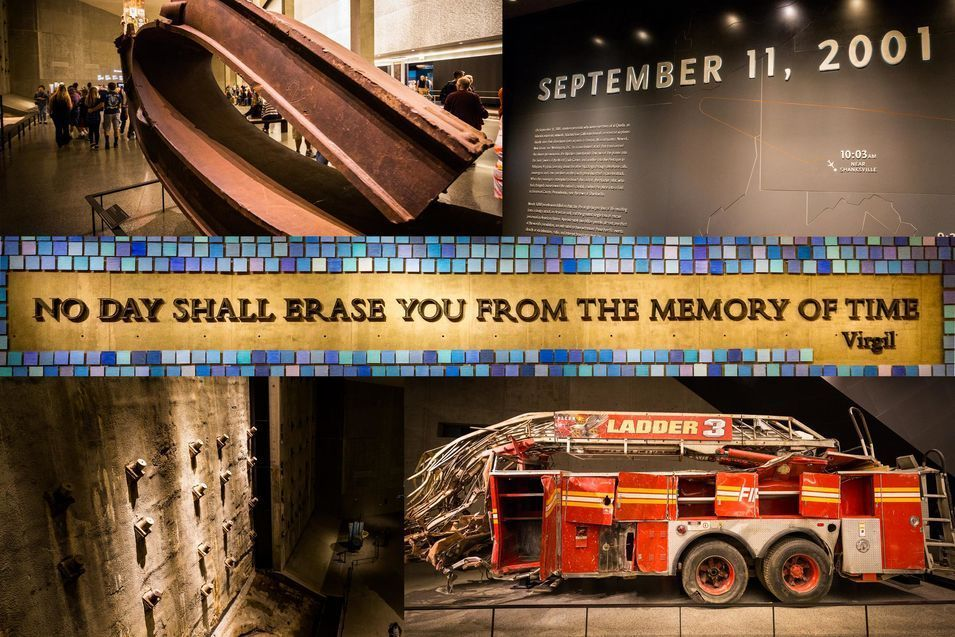 Le mémorial du 11 septembre à New-York