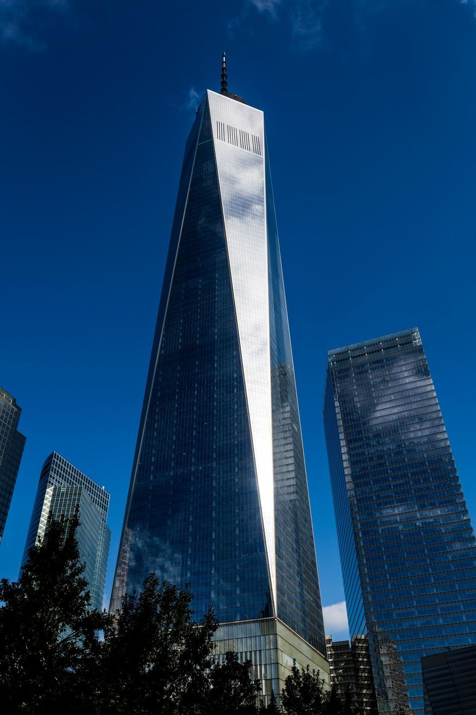 La tour <i>One</i> du World Trade Center
